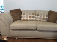 Used DFS 5 sitter Sofa for sale. Quick Sale £49 ono offer
