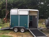 Ifor Williams 505R horse trailer