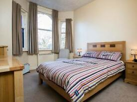 Bright and Roomy Apartment. 2 Bedrooms. Serviced Apartment for Short Term Let.