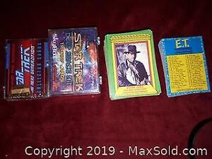 Non sports cards lot