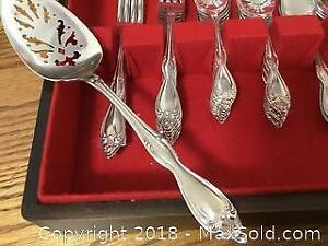 Flatware With Chest B