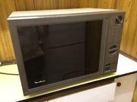 Seriously Retro Microwave!!!