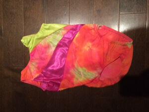 Gymnastics Suit 6x-7 Motionwear