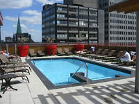 Luxurious Furnished Entertainment District 4 1/2 condo