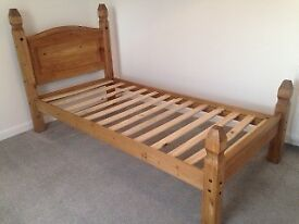 Sell Bed for child width 90cm new