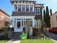 Updated 3+1 Victorian Style Home