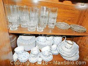 China And Glassware-A