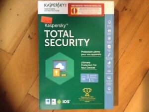 Kaspersky Total Security - 3 devices