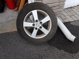 pneu 4 saison P195/60r15