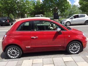 Fiat automatique 500C