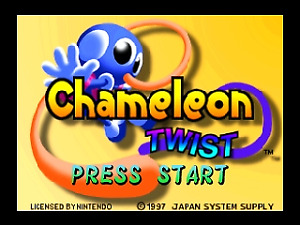 Looking for chameleon twist (N64)