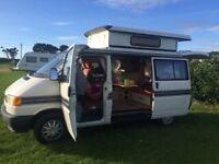 Transporter autosleeper campervan