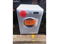 **£99** 8KG WHITE HOTPOINT WASHING MACHINE