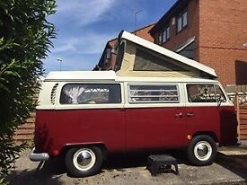 1969 VW Campervan (Westy) LHD