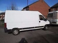 VAN AND MAN £15 PER HOUR , SELF LOADING ANYWHERE WITHIN COVENTRY
