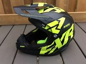 FXR Racing Helmet
