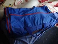 Large Blue HiTec Sports Bag