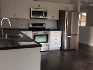 Newly build Apartment in Comox