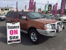 2005 T/D 4X4 Dual Cab Nissan Navara Ute Burpengary Caboolture Area Preview