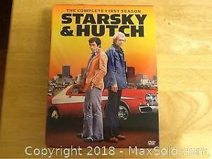 Starsky and Hutch DVD Complete First Season