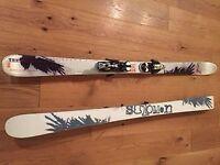 Salomon Teneighty Skis