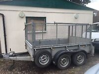 **WANTED** TRAILER 10 x 5 Same as picture or Similar (nugent ifor Williams dale Kane Hudson builder
