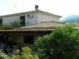 Holiday villa by the sea in Sardinia self catering