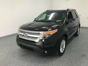 2014 Ford Explorer XLT *** Low Kmz***Clean Carproof***