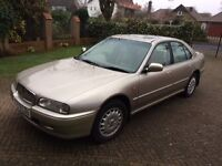 Gold Colour Rover 620 GSI Automatic; One Owner