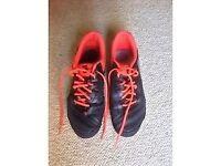 Adidas Freefootball X- Lite Astro Turf Football Boots Size UK 9.5 Mens