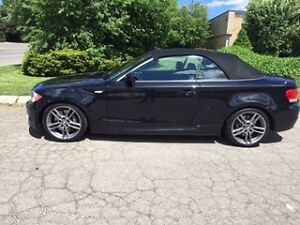 2010 BMW 1-Series 135i M option Convertible