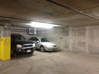 LE SEVILLE condo building Downtown heated interior parking space