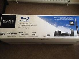 5.1Ch 3D Ready Blu-ray Disc DVD Home Cinema System Sony BDV-E870
