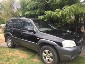 2002 Mazda Tribute Wagon Dromana Mornington Peninsula Preview