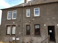 2 bedroom ground floor flat for rent in quiet Clackmannan neighbourhood.