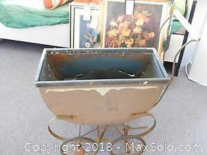 Vintage Doll Carriage A