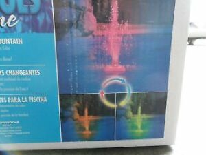 Pool Fountain Color Changing LED