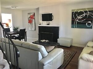 Rent furnished Accommodation Sarnia 3/4 Bedroom Short Term