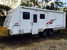 Late 2011 Jayco Basestation Outback Molendinar Gold Coast City Preview