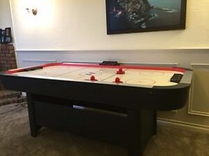 Air Hockey Table - Harvard 7ft long