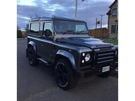 Land Rover Defender 90 XS Station Wagon bespoke