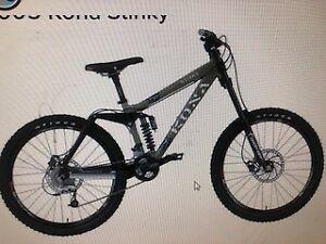 Kona Stinky Full Suspension Downhill Bike