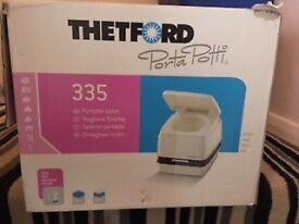 Thetford Porta Potti - camping