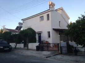 3 Bed Villa with Pool in Cyprus