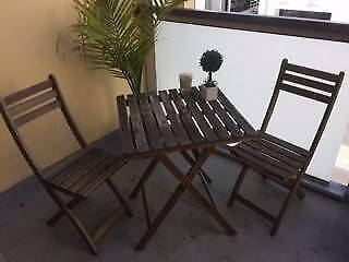 Outdoor Table And Chair Set IKEA