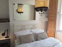 All bills included, luxurious 2 bedroom holiday let in Kemp Town with outside patio