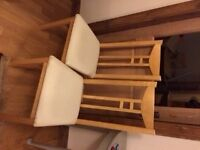 IKEA extending table (Up to 8) and 6 chairs