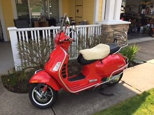 2013 300 Vespa Super IE