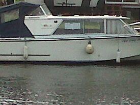 Boat cruiser 23 ft seamaster