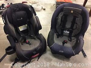2 baby car seats - were purchased new - one owner